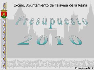 Excmo. Ayuntamiento de Talavera de la Reina