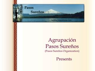 Agrupación  Pasos  Sureños (Pasos Sureños  Organization )