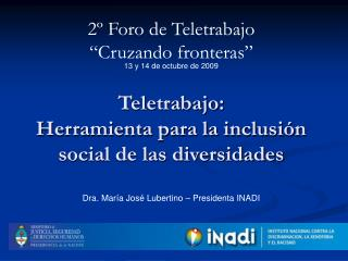 Teletrabajo: Herramienta para la inclusión social de las diversidades