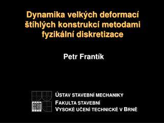 Petr Frantík