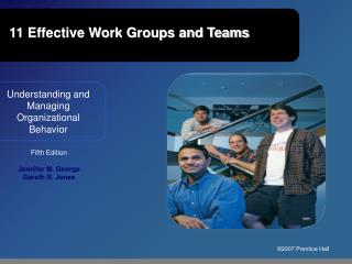 11 Effective Work Groups and Teams