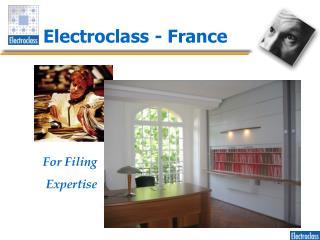 Electroclass - France