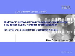 Nowy Przemys?, listopad 2006