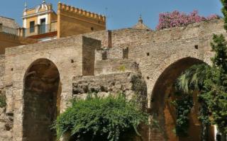 Alcazar or Royal Alcazars of Seville