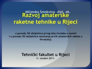 Miljenko Smokvina  dipl. ek.