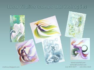 Luca  Vitali  no campo das ilustrações