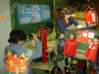 Generalitat de Catalunya Departament d'Educació IES El Castell