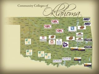 Oklahoma's community colleges provide the education needed for some of the