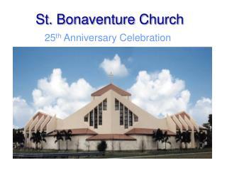 St. Bonaventure Church