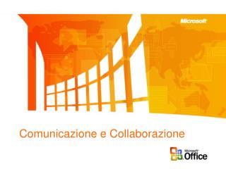 Comunicazione e Collaborazione