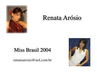 Renata Arósio
