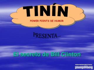 El secreto de Bill Clinton