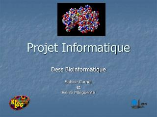 Projet Informatique