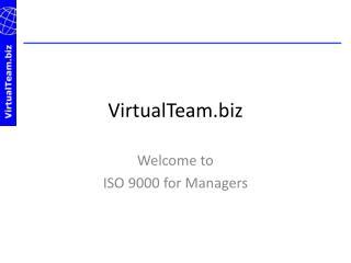 VirtualTeam