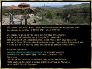 POUSADA DO LADO DE LÁ – doladodela.br/pousada.html