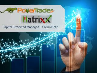 Capital Protected Managed FX Term Note