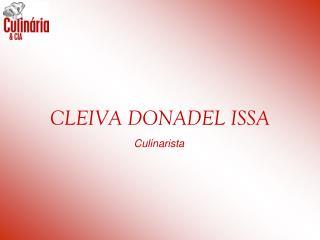 CLEIVA DONADEL ISSA