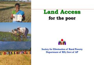 Land Access for the poor