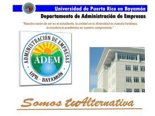 Universidad de Puerto Rico en Bayamón