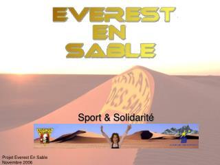 Sport & Solidarité