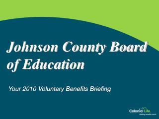 Johnson County Board of Education