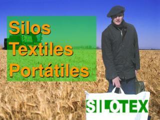 Silos Textiles Portátiles