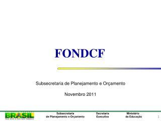 FONDCF