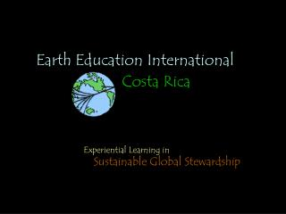 Earth Education International