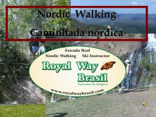 Nordic   Walking Caminhada nórdica