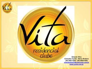 Orlando Silva Consultor Cyrela / Abreu Brokers (84) 9987-0203 / (84) 8809-5565