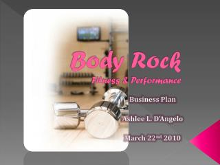 Body Rock  Fitness & Performance