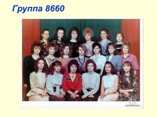 Группа 8660