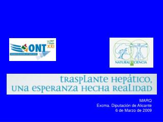 MARQ Excma. Diputaci�n de Alicante 6 de Marzo de 2009