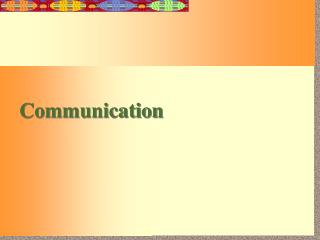 Importance of Good Communication