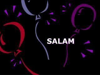SALAM