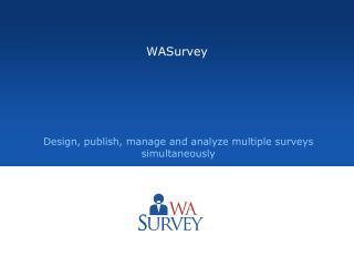 WASurvey