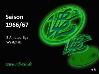 Saison 1966/67