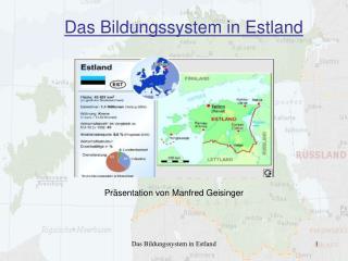 Das Bildungssystem in Estland
