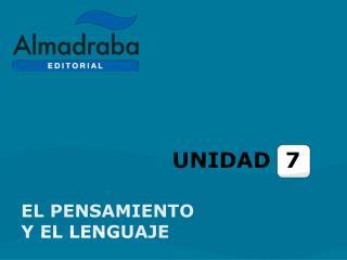 UNIDAD  7
