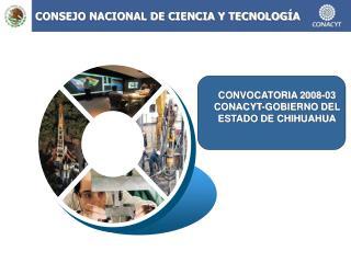 CONSEJO NACIONAL DE CIENCIA Y TECNOLOG�A