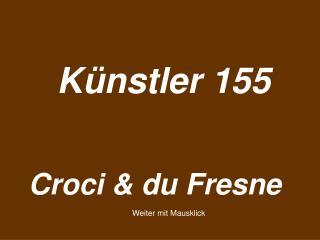 Croci & du Fresne