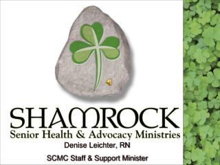 S enior  Health and Advocacy Ministries