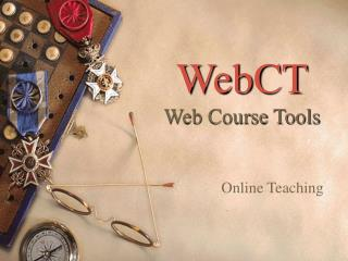 WebCT Web Course Tools