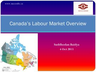 Canada's Labour Market Overview
