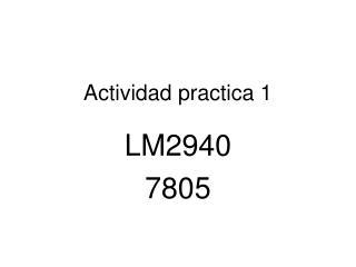 Actividad practica 1