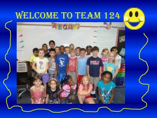 Welcome to Team 124