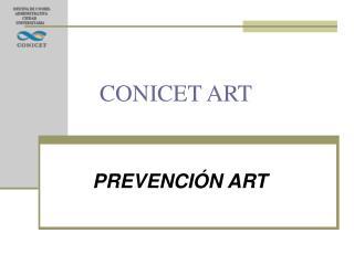 CONICET ART