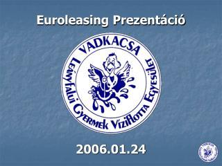 Euroleasing Prezentáció