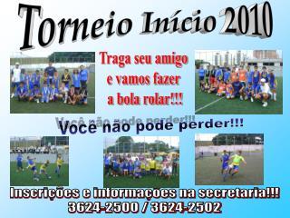Torneio Início 2010