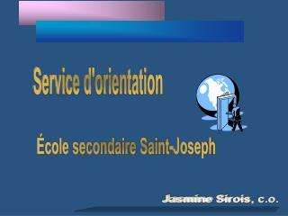 École secondaire Saint-Joseph